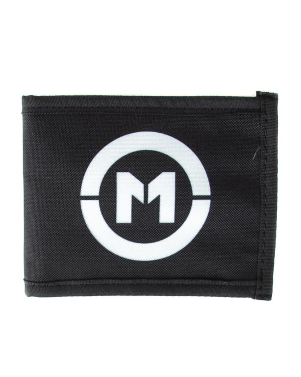 Portfel Moro M Circle Black
