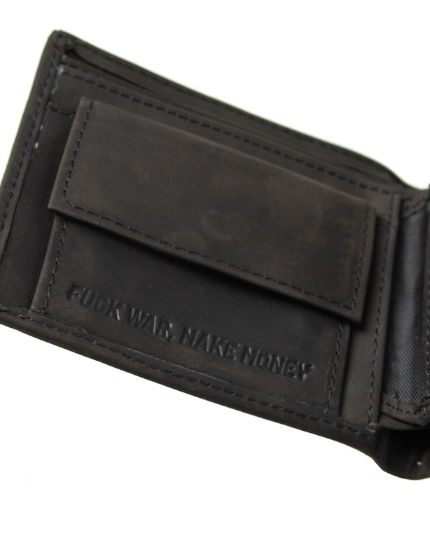 Portfel Stoprocent Classic Leather Black