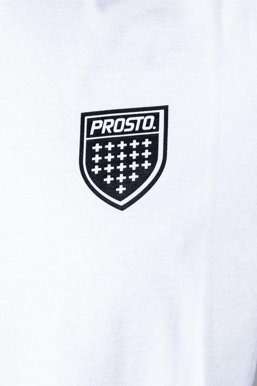 Prosto Koszulka Longsleeve Still White