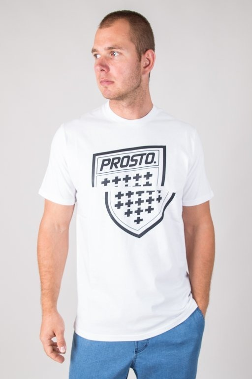 Prosto Koszulka T-shirt Cutler White