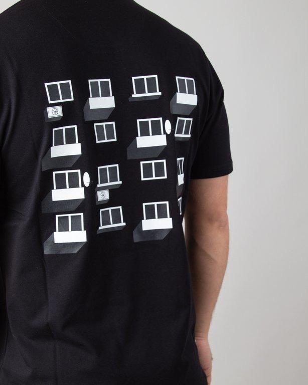 Prosto Koszulka T-shirt Gazebo Black