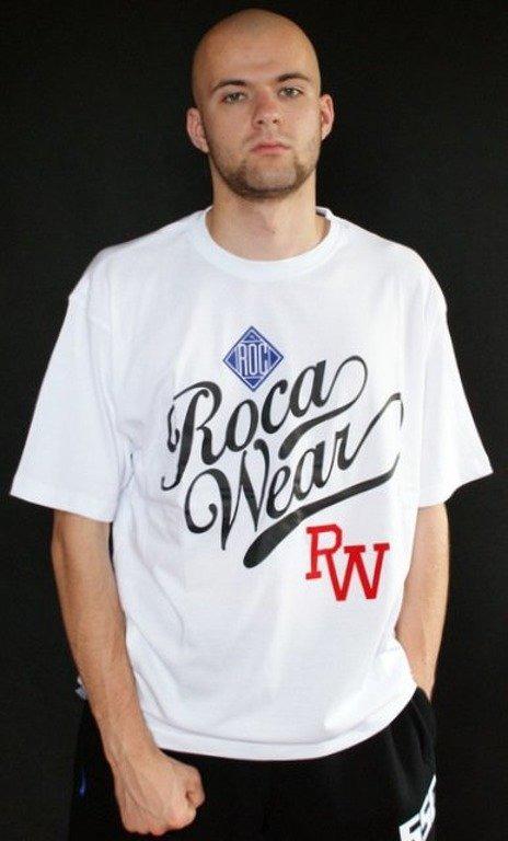 ROCAWEAR KOSZULKA WESLEY WHITE