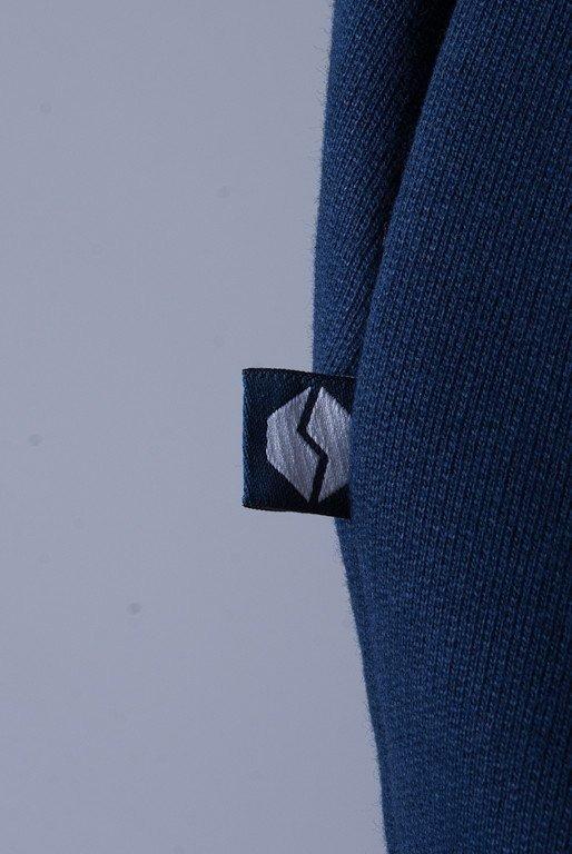 SSG BLUZA BEZ KAPTURA WORLD NAVY BLUE