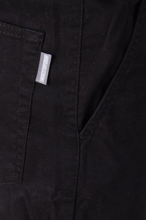 SSG CHINO PANTS SKINNY BLACK