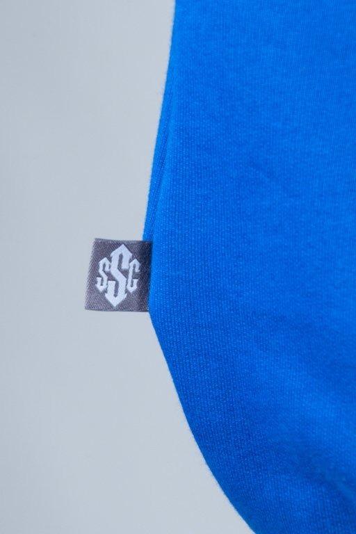 SSG CREWNECK TRIPLE COLOR BLUE