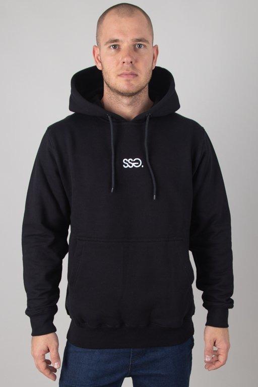 SSG HOODIE SMALL CLASSIC BLACK