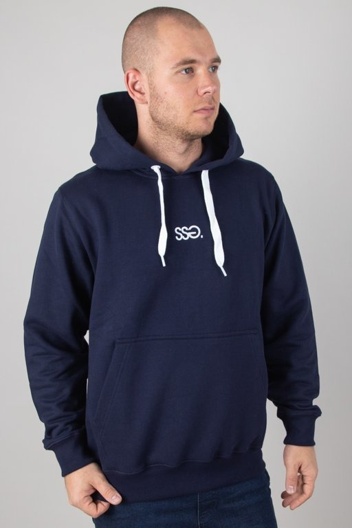 SSG HOODIE SMALL CLASSIC NAVY