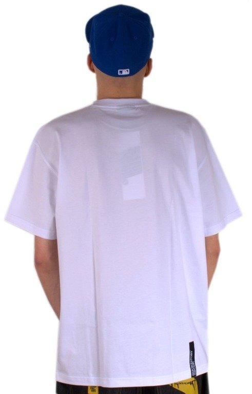 SSG KOSZULKA NEW BIG WHITE-BLUE