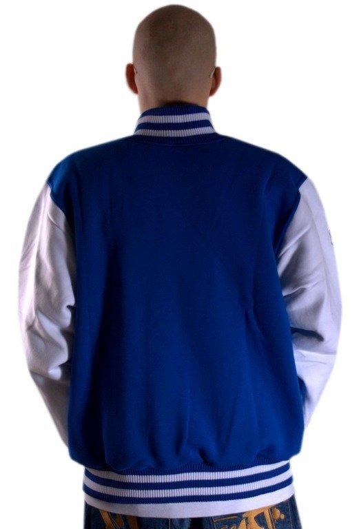SSG KURTKA BASEBALL HORIZONTAL BLUE