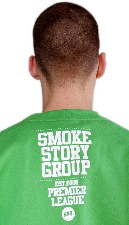 SSG SMOKE STORY GROUP BLUZA BASEBALL GREEN