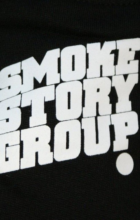 SSG SMOKE STORY GROUP BLUZA BIG BLACK