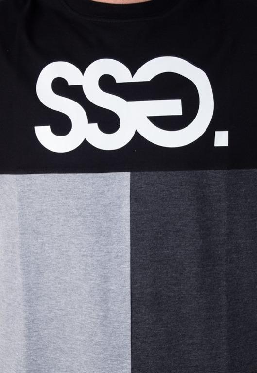 SSG T-SHIRT CUT BOTTOM BLACK