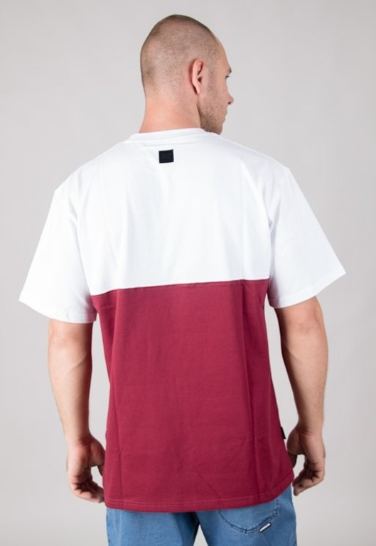 SSG T-SHIRT HALF WHITE-BRICK