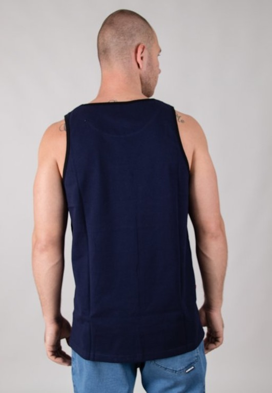 SSG TANKTOP COLORS RED-NAVY