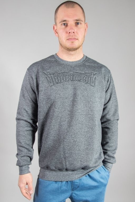 STOPROCENT CREWNECK HEAVY PEPPER