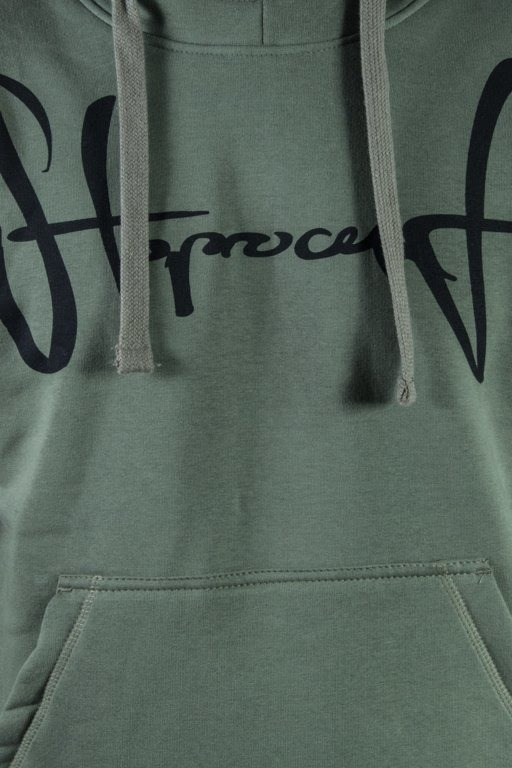 STOPROCENT HOODIE TAG16 KHAKI