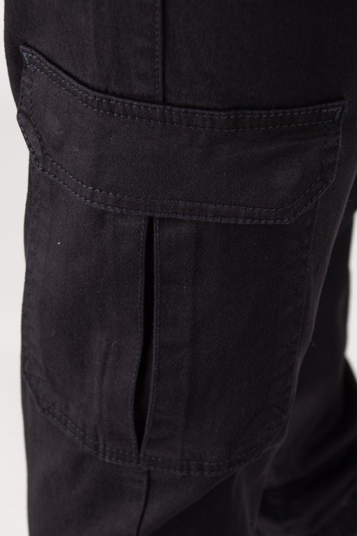 STOPROCENT JOGGER NEW ARMY BLACK