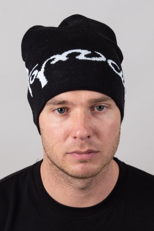STOPROCENT WINTER CAP BIGTAG16 BLACK