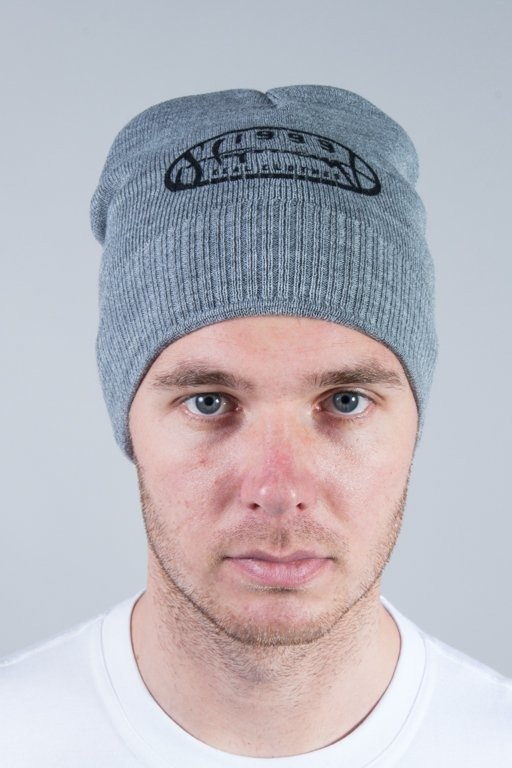 STOPROCENT WINTER CAP RIBB MELANGE