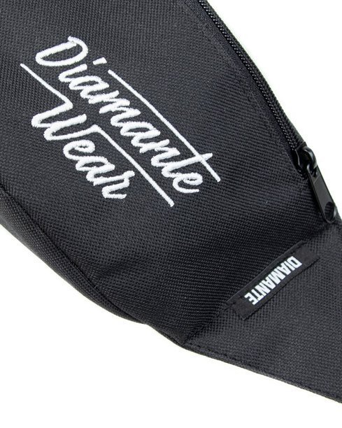 Saszetka Diamante Wear Diamante Small Logo Black-White