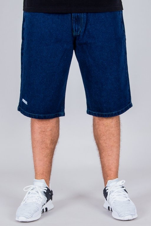 Spodenki Prosto Jeansowe Flaour Askari Blue