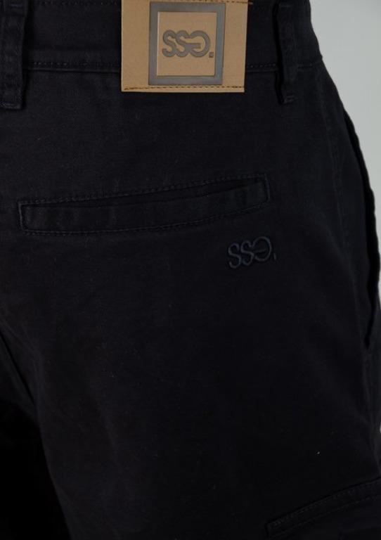Spodenki SSG Bojówki Classic Black