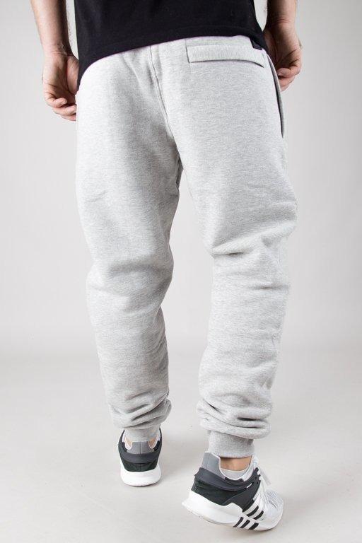 Spodnie Bor Dresowe Bor New Outline Melange