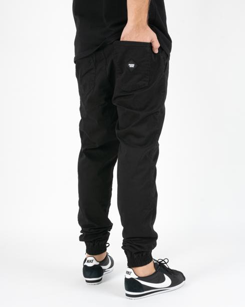 Spodnie Chino Jogger Patriotic Cls T&L Black