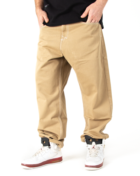 Spodnie Chino Mass Baggy Craft Beige