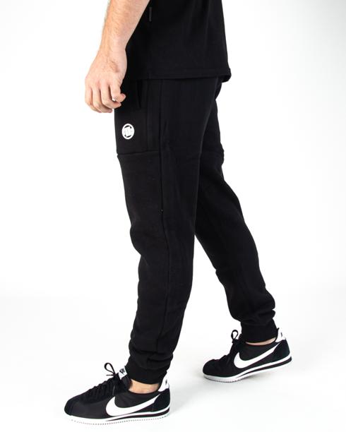 Spodnie Dresowe Pitbull Small Logo Black
