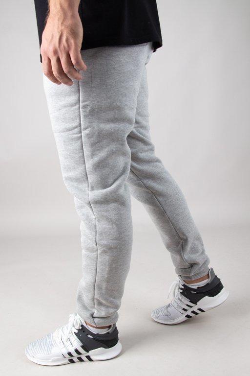 Spodnie El Polako Dresowe Fit 3d Melange