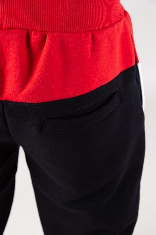 Spodnie El Polako Dresowe Regular New Elpo Black