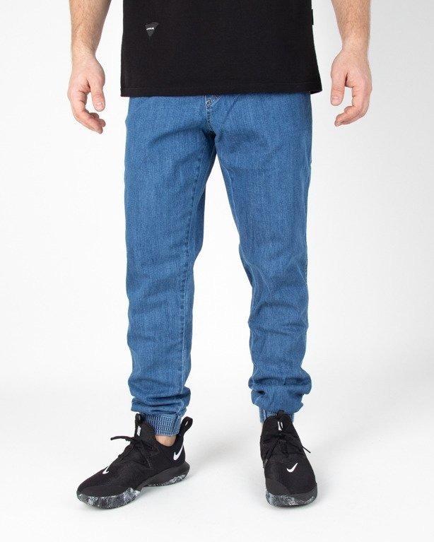 Spodnie El Polako Jeans Jogger Slim New Box Light