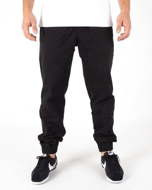 Spodnie Jogger Stoprocent Chino Classic Black
