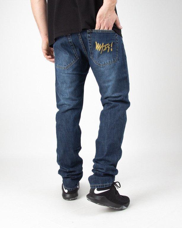 Spodnie Mass Jeansy Signature Medium