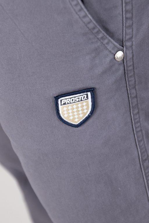 Spodnie Prosto Chino Class Grey