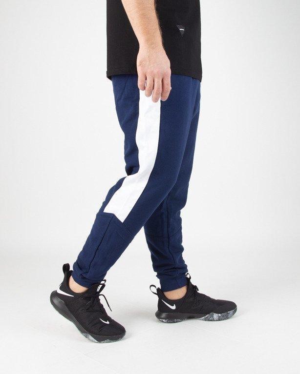 Spodnie Prosto Dresowe Degrees Navy