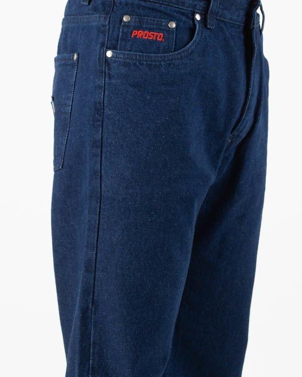 Spodnie Prosto Jeansy Flavour V Navy
