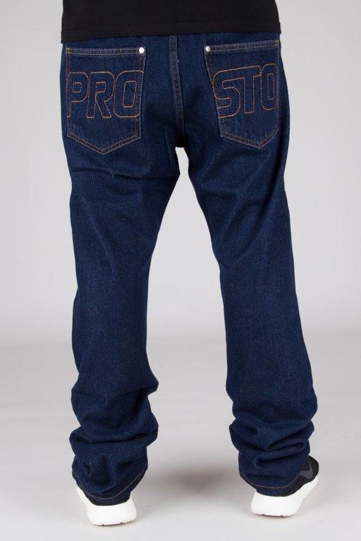 Spodnie Prosto Jeansy Regular Dark
