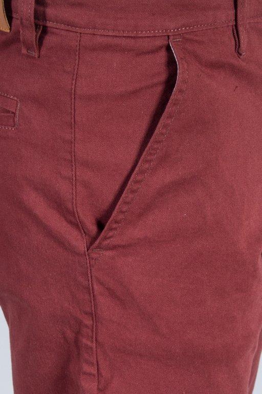 Spodnie SSG Chino Elegant Brick