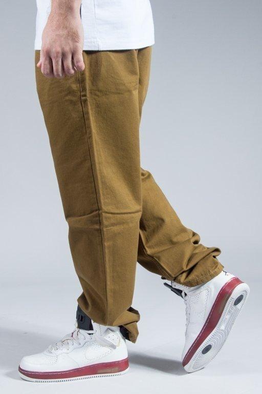 Spodnie SSG Chino Slim Dark Olive