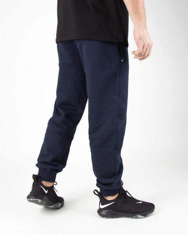 Spodnie SSG Dresowe Jogger Small Navy