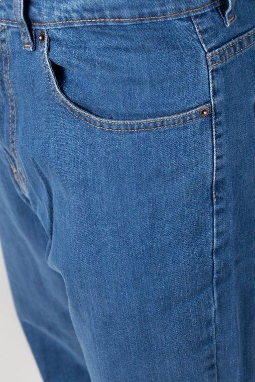 Spodnie SSG Jeansy Regular Outline Light