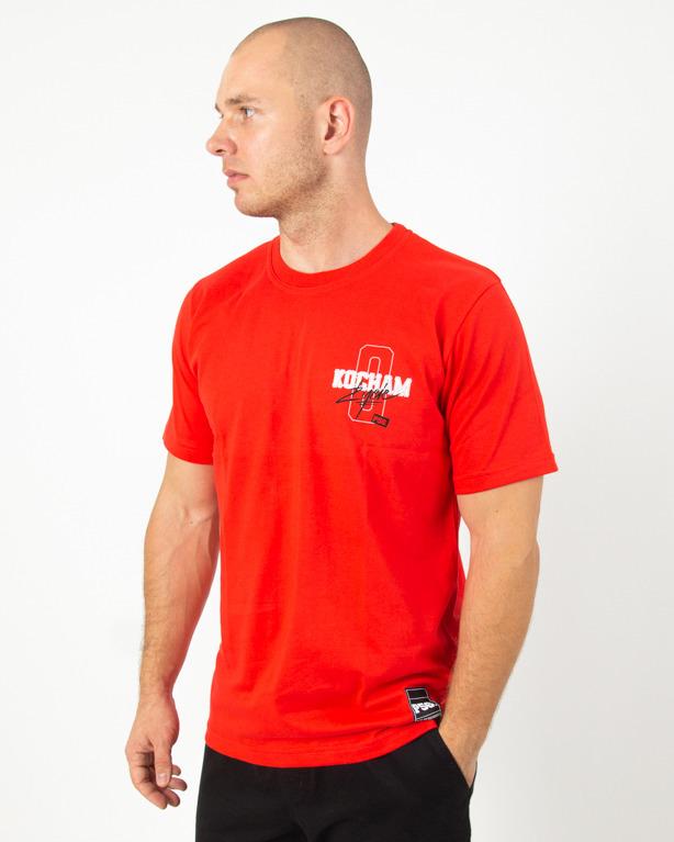 T-shirt Dudek P56 Kocham Red