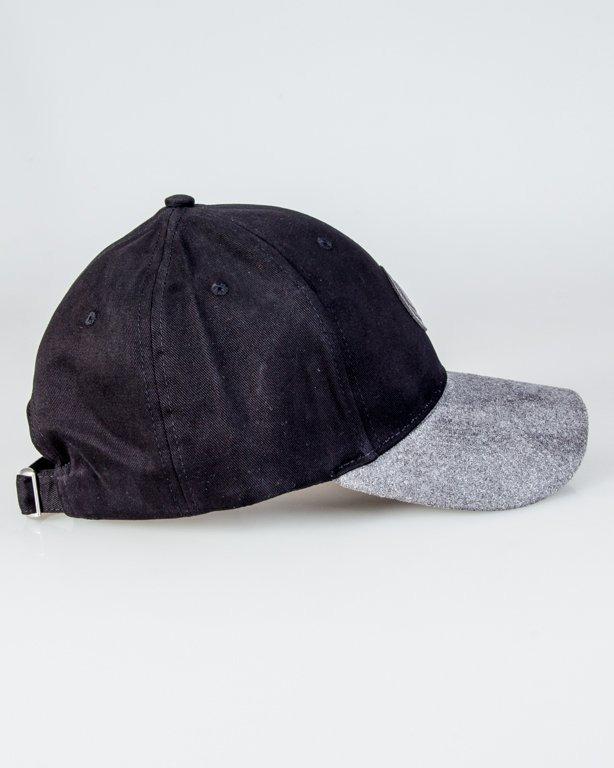 TRUE SPIN CAP ANCHOR BLACK
