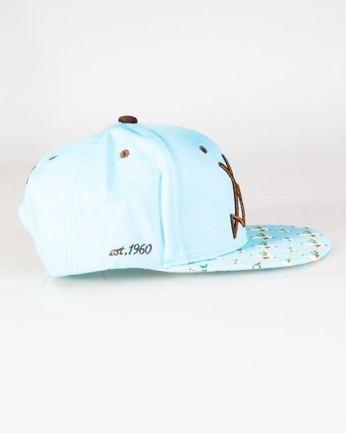 TRUE SPIN SNAPBACK DUCKS BLUE